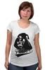 "Футболка для беременных ""Darth Vader"" - star wars, darth vader, дарт вейдер, звёздные войны, father"