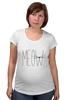 "Футболка для беременных ""Meow-meow :)"" - meow, коты, милота"