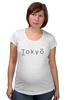 """Футболка для беременных """"Tokyo 2"""" - аниме, япония, токио, tokyo"""