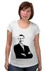 """Футболка для беременных """"Обама"""" - обама, сша, президент, obama"""