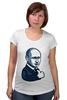 """Футболка для беременных """"Путин - like"""" - россия, путин, like, президент, putin"""