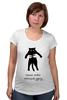 """Футболка для беременных """"Черные коты приносят удачу"""" - удача, коты, черная кошка, black cat"""