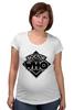 "Футболка для беременных ""Доктор Кто (Doctor Who)"" - doctor who, доктор кто"