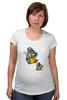 "Футболка для беременных ""Breaking Bad x Mario"" - во все тяжкие, хайзенберг, гайзенберг, марио"