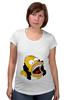 "Футболка для беременных ""Homer Simpson"""
