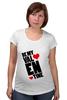 "Футболка для беременных ""Be my Valentine                   "" - любовь, арт, сердца, день святого валентина, 14 февраля, рисунок, valentine's day"