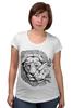 """Футболка для беременных """"любовь"""" - лев, lion, lioness"""