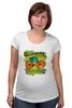 """Футболка для беременных """"Винтажный велосипед"""" - америка, винтаж, реклама, велосипед, старина"""