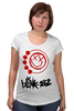 "Футболка для беременных ""blink-182 red logo"" - blink-182, ava, blink 182, angelsandairwaves, blink182"