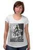 """Футболка для беременных """"Рэтро"""" - арт, old school, bicycle, велосипед"""