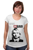 "Футболка для беременных ""Курт Кобейн (Kurt Cobain)"" - nirvana, kurt cobain, курт кобейн"