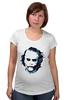 "Футболка для беременных ""Джокер / Joker"" - joker, джокер, бетман, клокун"