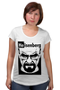 "Футболка для беременных ""Heisenberg (Breaking Bad)"" - во все тяжкие, breaking bad, heisenberg"