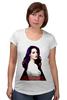 """Футболка для беременных """"Lana Del Rey - Ultraviolence Era (Front & Back)"""" - арт, lana del rey, лана дель рей, ultraviolence, ultraviolence era"""