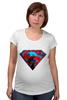 """Футболка для беременных """"superman"""" - superman, супергерои"""