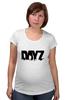 "Футболка для беременных ""DayZ T-shirt"" - игры, dayz, дейзи, dayz standalone"