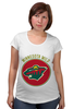 "Футболка для беременных ""minnesota wild"" - спорт, хоккей, nhl, нхл, миннесота уайлд"