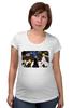 """Футболка для беременных """"Симпсоны"""" - гомер, симпсоны, the simpsons"""