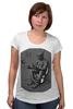 """Футболка для беременных """"Mummy"""" - арт, ходячие мертвецы, мумия, mummy"""