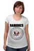 """Футболка для беременных """"Ramones """" - punk, ramones, рамоунз"""