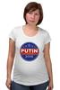 """Футболка для беременных """"Путина в президенты Америки (2016)"""" - usa, путин, сша, putin"""