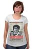 "Футболка для беременных ""Pulp Fiction "" - tarantino, криминальное чтиво, pulp fiction, квентин тарантино, kinoart"