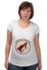 "Футболка для беременных ""Arizona Coyotes"" - спорт, хоккей, nhl, нхл, аризона койотс"