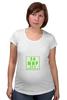 """Футболка для беременных """"За мир без домогательств"""" - мем, мир, дружба, текст, тэг, жвачка, лозунг, сообщение"""