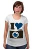 "Футболка для беременных ""Я люблю Фото (Селфи)"" - foto, фотоаппарат, селфи, selfie, фотки"