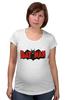 """Футболка для беременных """"Бэтмен"""" - комикс, batman, бэтмен, dc"""