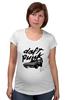 """Футболка для беременных """"Daft Punk """" - французский, daft punk, дафт панк, томасом бангальтером"""