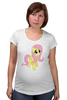 "Футболка для беременных ""Fluttershy"" - pony, mlp, пони, флаттершай"