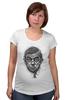 "Футболка для беременных ""Rowan Atkinson"" - мистер бин, комик, актёр, роуэн аткинсон, rowan atkinson"