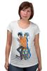 "Футболка для беременных ""Nyan Cat & Tac Nayn T-shirt"" - cat, nyan, nyancat, tacnayn"