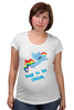 "Футболка для беременных ""Born to be cooler"" - rainbow dash, my little pony, friendship is magic, cooler, 20 percent cooler"