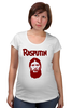"""Футболка для беременных """"Rasputin"""" - россия, russia, imperia, распутин, rasputin"""