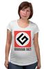 """Футболка для беременных """"Grammar Nazi"""" - grammar nazi, русский язык"""