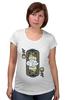 "Футболка для беременных ""Totoro (Тоторо)"" - totoro, мой сосед тоторо"