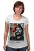 """Футболка для беременных """"че гевара"""" - che, cuba, guevara, революционер, кубинская революция"""