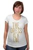 """Футболка для беременных """"Какого цвета Платье?"""" - dress, цвет платья, the dress is a lie"""