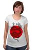 "Футболка для беременных ""Dragon"" - дракон, рисунок, sun, dragon, япония, japan"