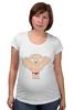 """Футболка для беременных """"Стьюи"""" - арт, мультфильм, мульт, стьюи, family guy, гриффины, stewie griffin"""