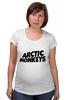 """Футболка для беременных """"Arctic Monkeys"""" - uk, arctic monkeys, indie rock, инди-рок, арктические мартышки"""