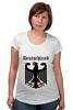 """Футболка для беременных """"Германия"""" - страны, герб, символика, германия"""