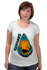 "Футболка для беременных ""San Jose Sharks Сан-Хосе Шаркс "" - спорт, хоккей, нхл, san jose sharks, сан-хосе шаркс"