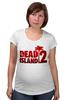 """Футболка для беременных """"Dead Island 2"""" - zombie, зомби, кровь, ужасы, dead island 2"""