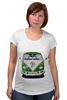"Футболка для беременных ""Volkswagen"" - арт, стиль, ретро, vw, фольксваген, mini van"