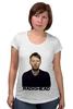 """Футболка для беременных """"Radiohead """" - инди, radiohead, thom yorke, том йорк, радиохед"""