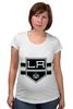 "Футболка для беременных ""Лос-Анджелес Кингс "" - хоккей, nhl, нхл, los angeles kings, лос-анджелес кингс"