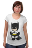 "Футболка для беременных ""Batman"" - batman, бэтмен"